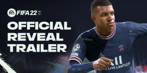 FIFA 22 tung trailer giới thiệu công nghệ Hypermotion mới
