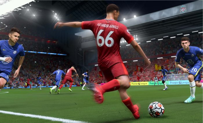 fifa 22 new features and modes top section gameplay bg Game Cuối
