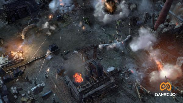 game company of heroes 2 gamecuoi 3 Game Cuối