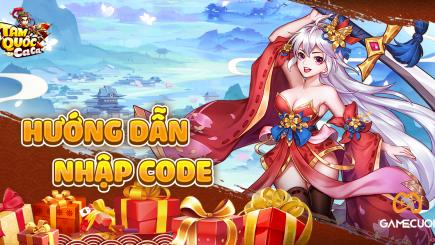 Code Tam Quốc Ca Ca, hướng dẫn nhập giftcode mới nhất tháng 8/2021