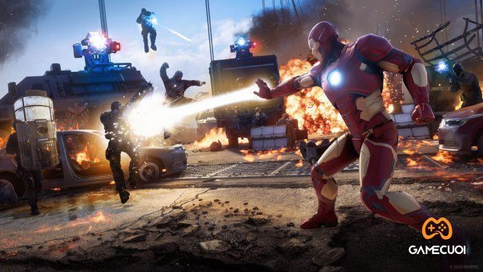 marvels avengers 2 Game Cuối