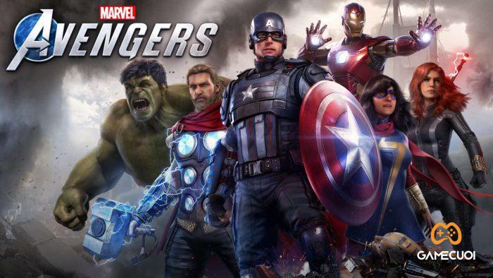 marvels avengers Game Cuối
