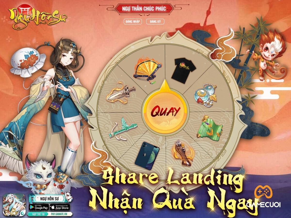Ngự Hồn Sư ra mắt trang landing, tặng iPhone 12 Pro Max cho game thủ may mắn