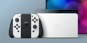 Nintendo chính thức ra mắt Switch OLED: Phát hành ngày 8 tháng 10, giá khoảng 8 triệu đồng