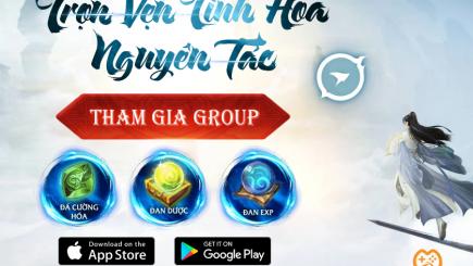 Phàm Nhân Tu Tiên 3D cán mốc 90000 người đăng ký sớm, sẵn sàng ra mắt tại thị trường Việt Nam