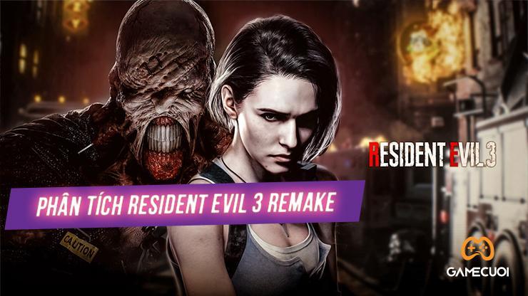 [PlayStation 4]Phân tích những điểm hay trong tựa game Resident Evil 3 Remake – Kỳ 1