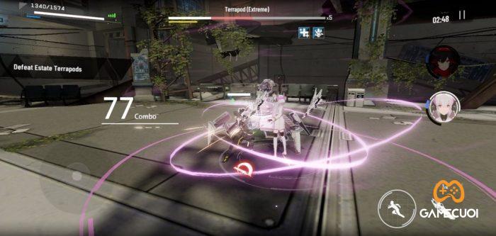 punishing grey raven 5 Game Cuối