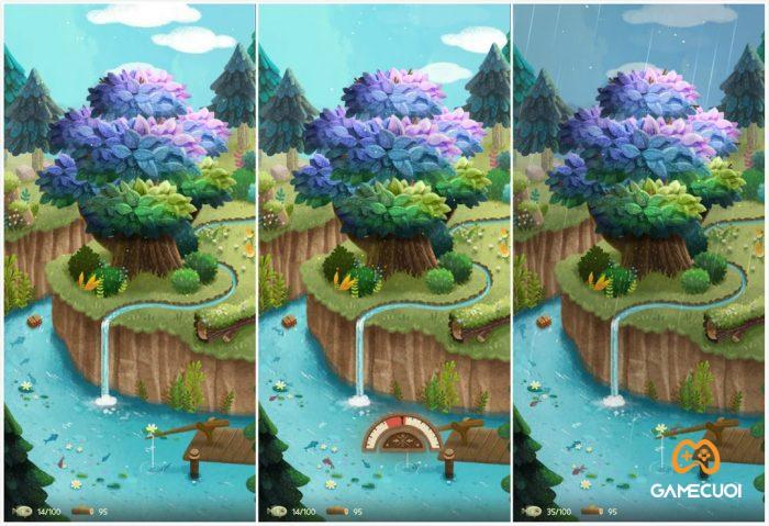 secret cat forest 2 Game Cuối