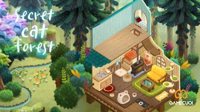 secret cat forest 4 Game Cuối