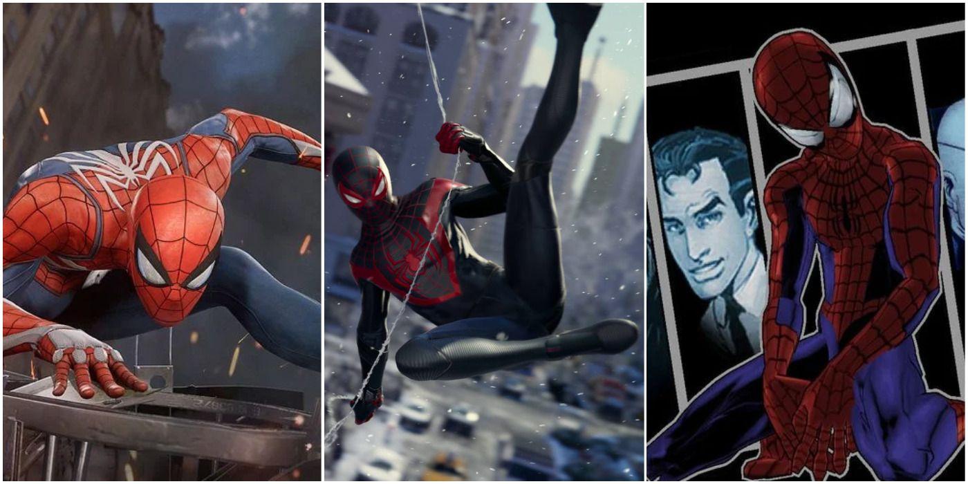 Top 10 tựa game Spider-Man hay nhất mọi thời đại