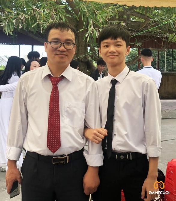Thủ khoa khối A toàn quốc 29,55 điểm đam mê Liên Quân Mobile, từng nằm trong top 100 máy chủ Việt nam