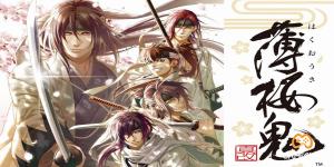 """Anime """"Hakuoki"""" có OVA mới, Teaser Visual và nhân vật mới Sakai Hyogo đã lộ diện"""