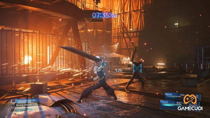 Ngay trong lần công bố đầu tiên vào đầu năm 2015 tại sự kiện PlayStation Experience, chúng ta đã có dịp há hốc mồm khi chứng kiến những màn chiến đấu trong game.