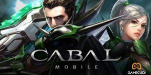 Tựa game huyền thoại Cabal gây sốt game thủ Việt khi hồi sinh với phiên bản Cabal Mobile