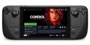 Valve ra mắt Steam Deck: Máy cầm tay tương tự Switch, giá ngang PS5 Digital, chạy được Windows