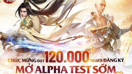 Thần Kiếm Mobile mở cửa Alpha Test vào ngày 01/09