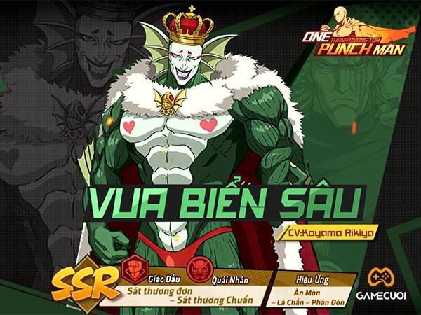 04 tính năng chắc chắn phải chơi ở One Punch Man: The Strongest