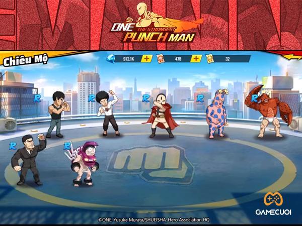 """6 cách """"cày"""" Kim cương hiệu quả ở One Punch Man: The Strongest"""