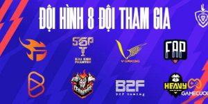 Liên Quân Mobile: Công bố đội hình 8 đội tuyển tranh tài tại giải Đấu Trường Danh Vọng mùa Đông 2021