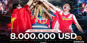 Liên Quân Mobile và Honor of Kings ra mắt chế độ thi đấu Esports mới tại AWC 2022 với tổng giải thưởng hơn 8 triệu USD