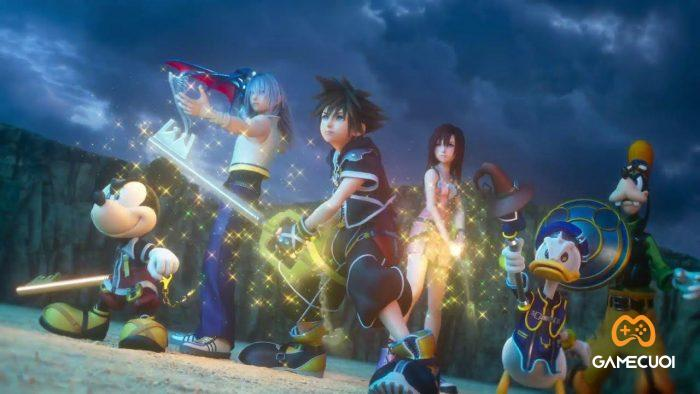 Game Cuoi Kingdom Hearts 3 1 Game Cuối