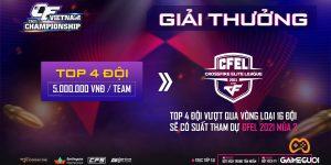 CFVN Championship 2021 mùa 2 – Con đường lên chuyên nghiệp của game thủ đã bắt đầu!