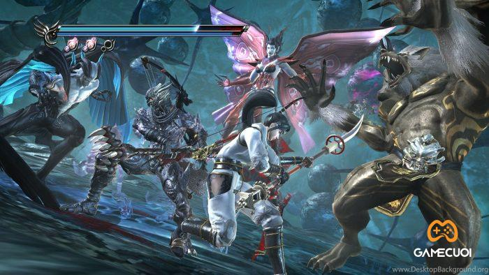 Quả combat kết hợp giữa Momiji và Ryu Hayabusha đỉnh không thể tả
