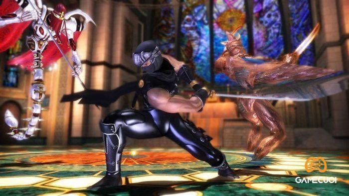Hay tên Doku, gã samurai phản diện nhưng lại sở hữu thần thái ngầu lòi, mang vẻ uy nghiêm, đáng sợ