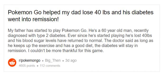 Pokemon GO giup kiem soat benh Game Cuối