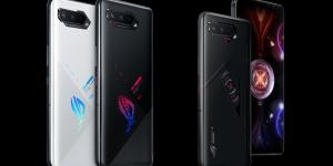 ASUS công bố ROG Phone 5s và 5s Pro với chip Snapdragon 888 Plus, RAM từ 16-18GB