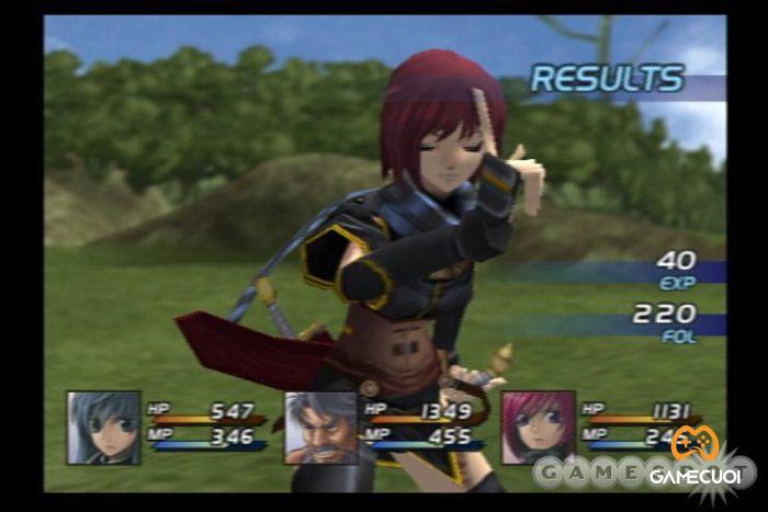 Động tác chiến thắng của các nhân vật rất bắt mắt.