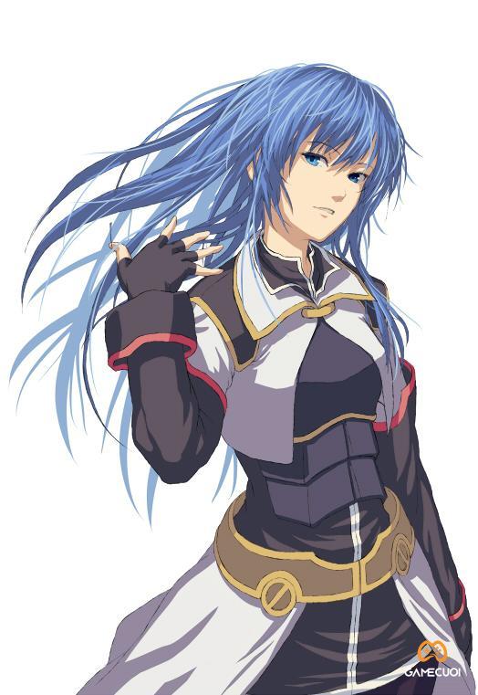 Nhân vật trong game được thiết kế rất bắt mắt và đẹp đẽ.