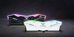 """T-Force Delta RGB DDR5: Bộ kit RAM DDR5 """"đầu tiên"""" có đèn RGB"""