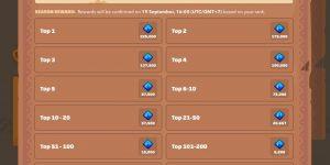 Axie Infinity mùa 18: Giảm một nửa phần thưởng PvE, tăng phần thưởng PvP ở xếp hạng cao