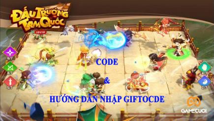 799 Code Đấu Trường Tam Quốc – VTC và hướng dẫn nhập giftcode