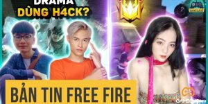 Free Fire: Drama Thành Mốc Và Dế Dominate Về Việc Sử Dụng Phần Mềm Thứ 3