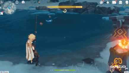 Genshin Impact ra mắt tính năng câu cá trong bản cập nhật 2.1