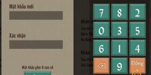 Võ Lâm Truyền Kỳ 1 Mobile ra mắt tính năng khóa an toàn, tăng cường bảo vệ tài khoản người chơi