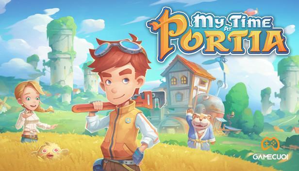 Tựa game nông trại, nhập vai hấp dẫn My Time at Portia ra mắt phiên bản mobile