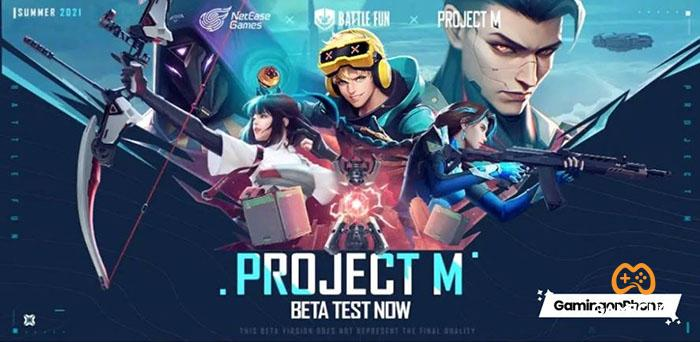 project m Game Cuối
