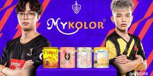 Mykolor chính thức trở thành đối tác tài trợ tại Đấu Trường Danh Vọng mùa đông 2021, nâng tiền thưởng lên hơn 3 tỷ đồng