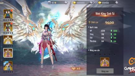 Tàng Kiếm Mobile – tựa game nhập vai, kiếm hiệp chuẩn bị ra mắt tại thị trường Việt Nam