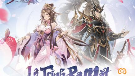 Game thẻ tướng Tam Quốc 3Q CMN  công bố lộ trình ra mắt