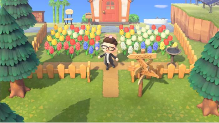 10 game lam vuon va cham soc cay coi hay nhat de giai tri giua mua dich Animal Crossing Game Cuối