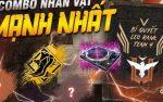Free Fire: Top 5 Combo Phối Hợp Kỹ Năng Tử Chiến Và Leo Rank Mạnh Nhất