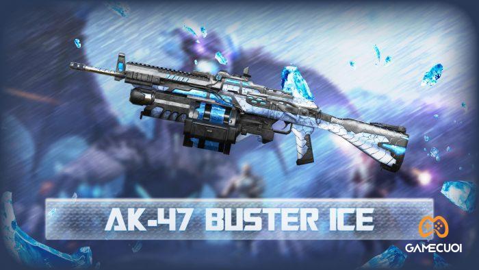 Đột kích AK-47 Buster ice