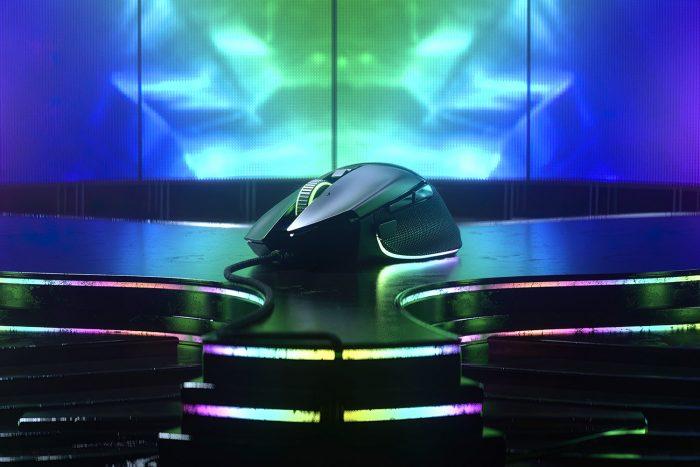 Chuot Razer Basilisk V3 ra mat 11 nut 3 Game Cuối