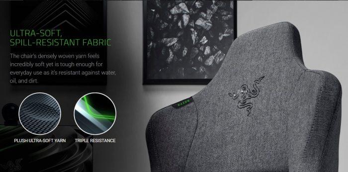 Ghe choi game Razer Iskurs Fabrics 2 Game Cuối