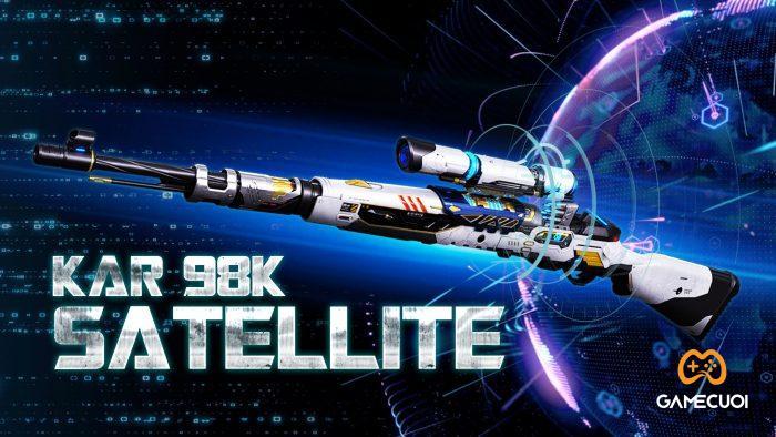 Đột kích Kar 98K-Satellite