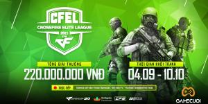 Khởi tranh CFEL 2021 Season 2 – Giải đấu hấp dẫn hơn với những điều chỉnh hợp lý!